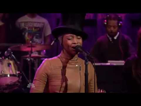 Erykah Badu - Window Seat (Jimmy Fallon Live)