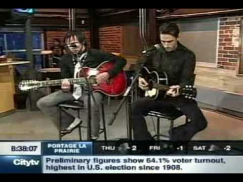 BT Canada Lukas Rossi performs Enya with Jimmy Gnecco Enya