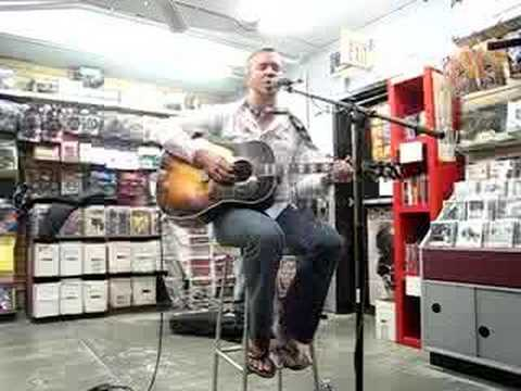 "JJ Grey - ""Circles"" Solo @ Criminal Records, ATL, GA"