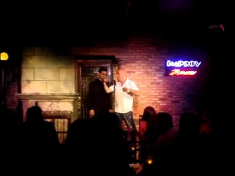 JERRY AT IMPROV MIAMI