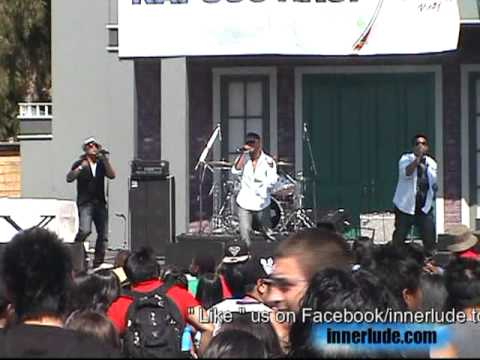 Do You Remember - Jay Sean Covered by INNERLUDE Live at Kababayan Fest 2010