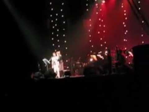 Lou Reed and Julie Christensen sing Cohen Joan of Arc
