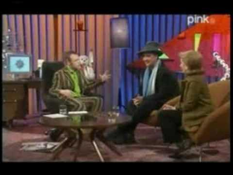 Boy George & Joan Rivers - Graham Norton Show 1-2
