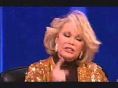 Joan Rivers With George Michael On Parkinson Part 5 Of 6
