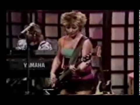 Head Over Heels (Live TV Performance 1984) - The Go-Go`s