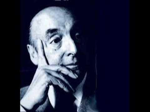 Pablo Neruda en la voz de joaquin Sabina