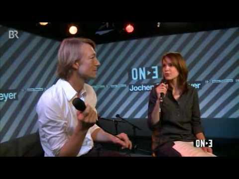 Jochen Distelmeyer Interview im BR 1/2