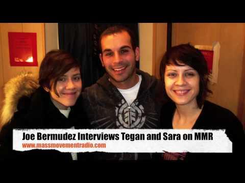Joe Bermudez Interviews Tegan and Sara on Mass Movement Radio