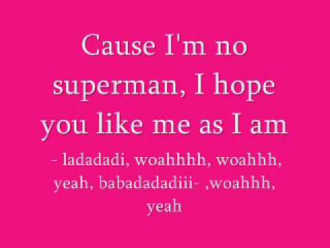 Joe Brooks - Superman Lyrics