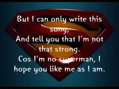 Superman - Joe Brooks (w/ lyrics)