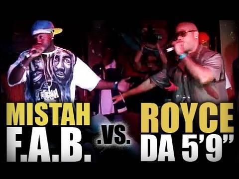 Mistah Fab V Royce Da 5 9