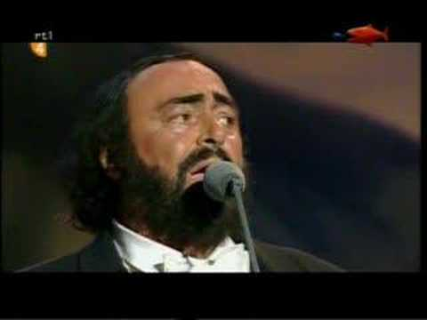 Alex Britti, Joe Cocker & Pavarotti