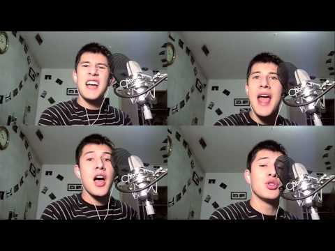 As Long As I`m Singin` - Barbershop Multitrack in HD (Vocal Spectrum Cover) - Danny Fong