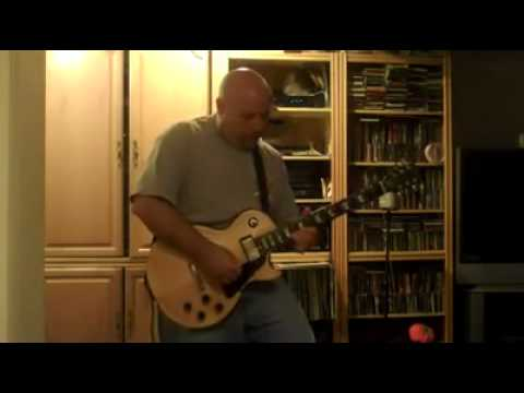 Amazing Joe satriani always with me always with you cover Les Paul
