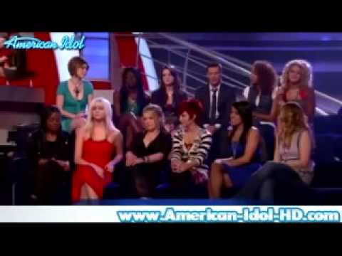 american idol Se 9 Ep 15 Part 5 First Results Show Elimination exclusive 022510