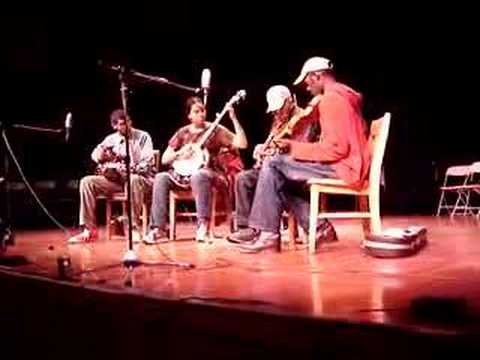 Carolina Chocolate Drops w/ Joe Thompson- John Henry