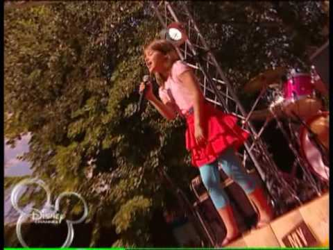 Disney Channel My camp rock La final. Prueba 3. (Lucia Gil) Two Stars
