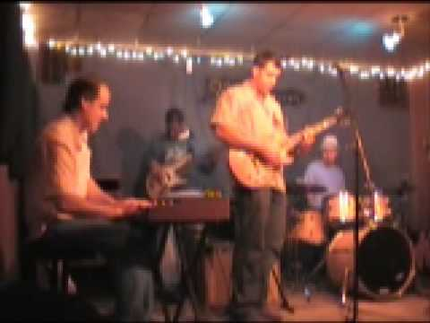 Joe Moss Blues Band Random Clip 01