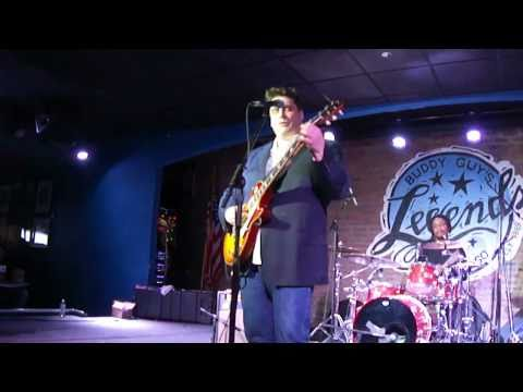 The Joe Moss Band - Please Love Me - 2/04/11 @ Buddy Guy`s Legends