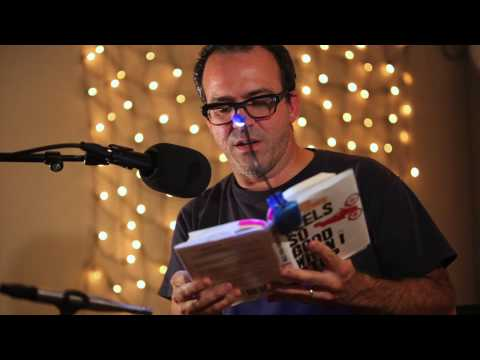 Joe Pernice reads book excerpt (Live on KEXP)
