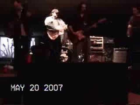 """Joe Harvard Band """"Quit Smokin`"""" @ Asbury Lanes"""