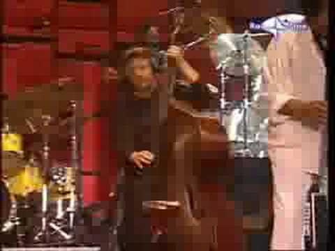 Yes I know my way Pino Daniele live Napoli 8 luglio 2008