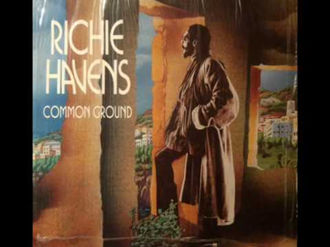 Richie Havens-Leave Well Enough Alone-Common Ground (`83)