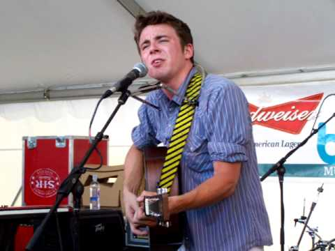 Joe Pug - I Do My Father`s Drugs (Bonnaroo 2009)