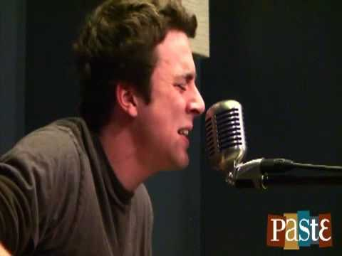 "Joe Pug ""Bury Me Far (From My Uniform)"" live at Paste Magazine"