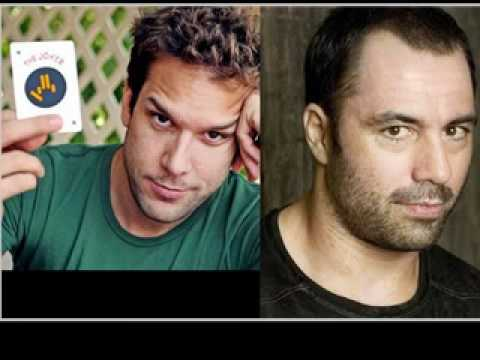 Dane Cook and Joe Rogan on Internet Poker