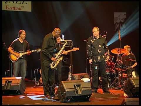 Joe Sample Live At Java Jazz Festival 2008