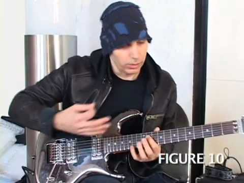 Joe Satriani`s Guitar Tips