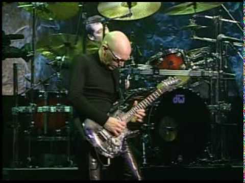 Joe Satriani- Crystal Planet Live in SF