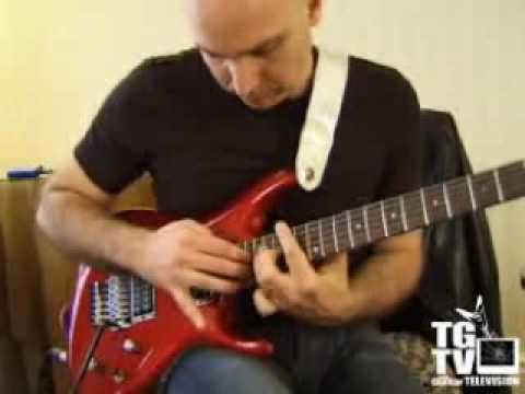 Masterclass Joe Satriani - Midnight