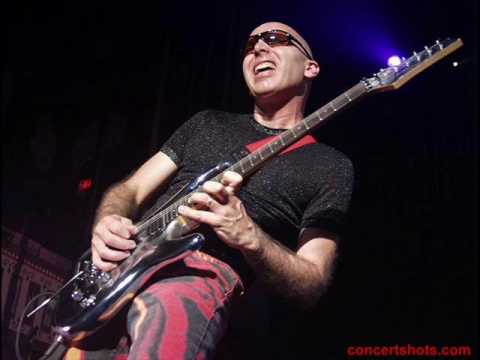 The Student(Kirk Hammett) Vs. The Master(Joe Satriani)