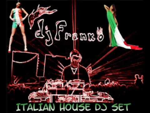 FRANCESCO LOMBARDO DJ FRANKO - ITALIAN HOUSE DJ SET