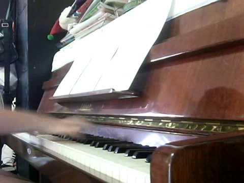 kimi wo nosete piano-joe hisaishi (cover)