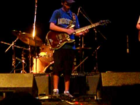 Why - Joe Satriani Cover Live at National Guitar Workshop 2010