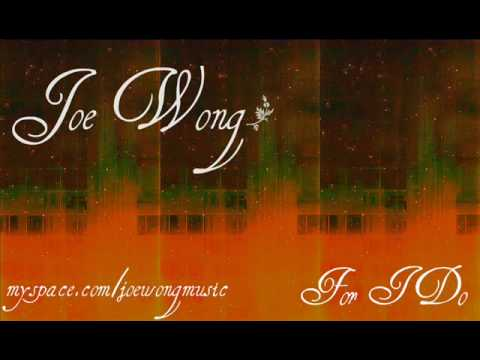 Joe Wong - For I Do (Acoustic Original)