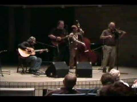 "The String Doctors-""The Panhandle Rag"""