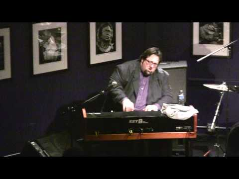 James Ross @ Joey DeFrancesco - Organ Solo - The Joey D Trio!!!