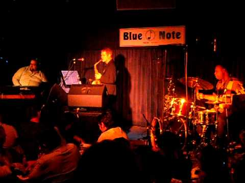 David Sanborn feat. Joey DeFrancesco @ Blue Note, NY (1)