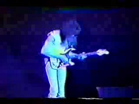 Joey Tafolla - Eternity`s End & Guitar solo (Japan - 15th May 1989)