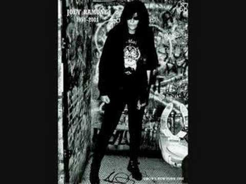 Joey Ramone - I`ll Be With You Tonight