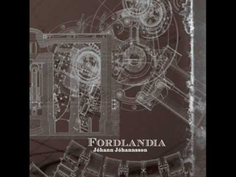 Johann Johannsson - Melodia (Guidelines for a space propulsion device)