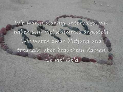 Johannes Oerding - Die Tage werden anders sein (with lyrics)