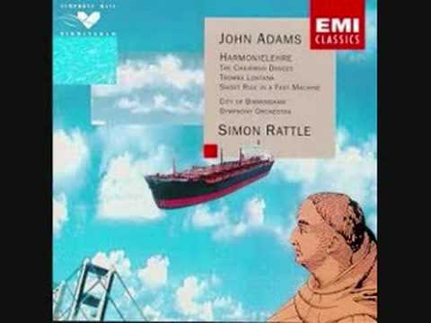 John Adams - Harmonielehre Part I (1/2)