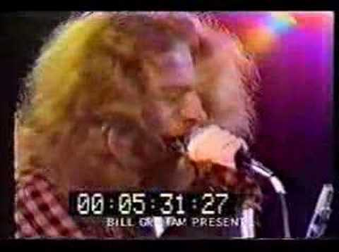 Jethro Tull - Nothing is Easy - Tanglewood 1970