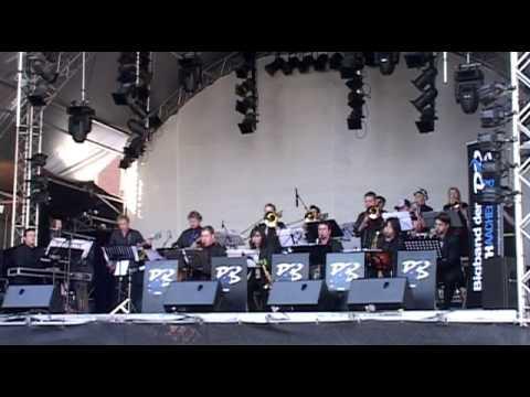 Bigband der RWTH Aachen - Swing Medley (Zusammenschnitt)