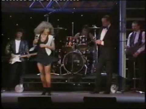 Tina Turner Interview with John Cleese 1989